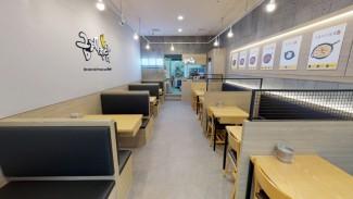 공간에 맛을 입힌 인더스트리얼 스타일 식당