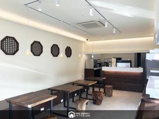 공간에 맛과 정성이 담긴 식당 인테리어