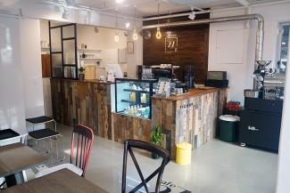빈티지&모던 컨셉의 따뜻한 카페 인테리어