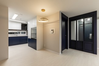 효율적인 공간으로 완성된 아파트 인테리어!