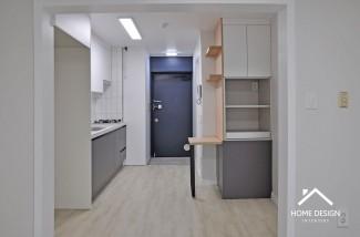 작은 아파트의 변신! 심플 아파트인테리어