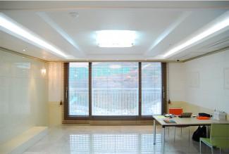 햇살을 담은 모던 컨셉 아파트 인테리어