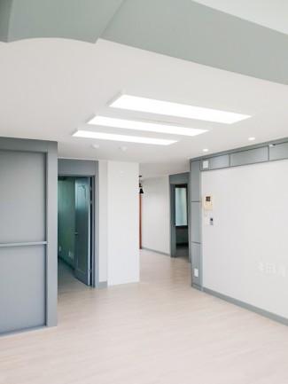화이트톤+그레이포인트, 24평형 주공아파트