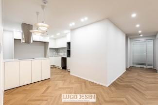 부드러운 공간으로 완성한 아파트 인테리어