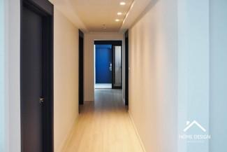 밝고 깨끗한 41평 아파트 인테리어