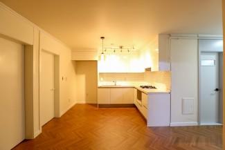 감각적으로 따뜻한 아파트 인테리어
