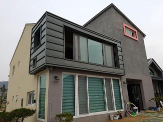 감각있는 공간, 세련된 주택 외부 인테리어